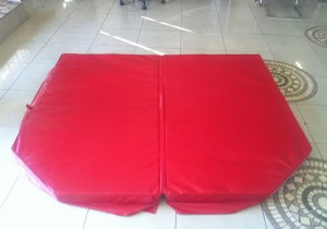 PVC Red 6-7 Seater Jacuzzi Spa Cover Johannesburg