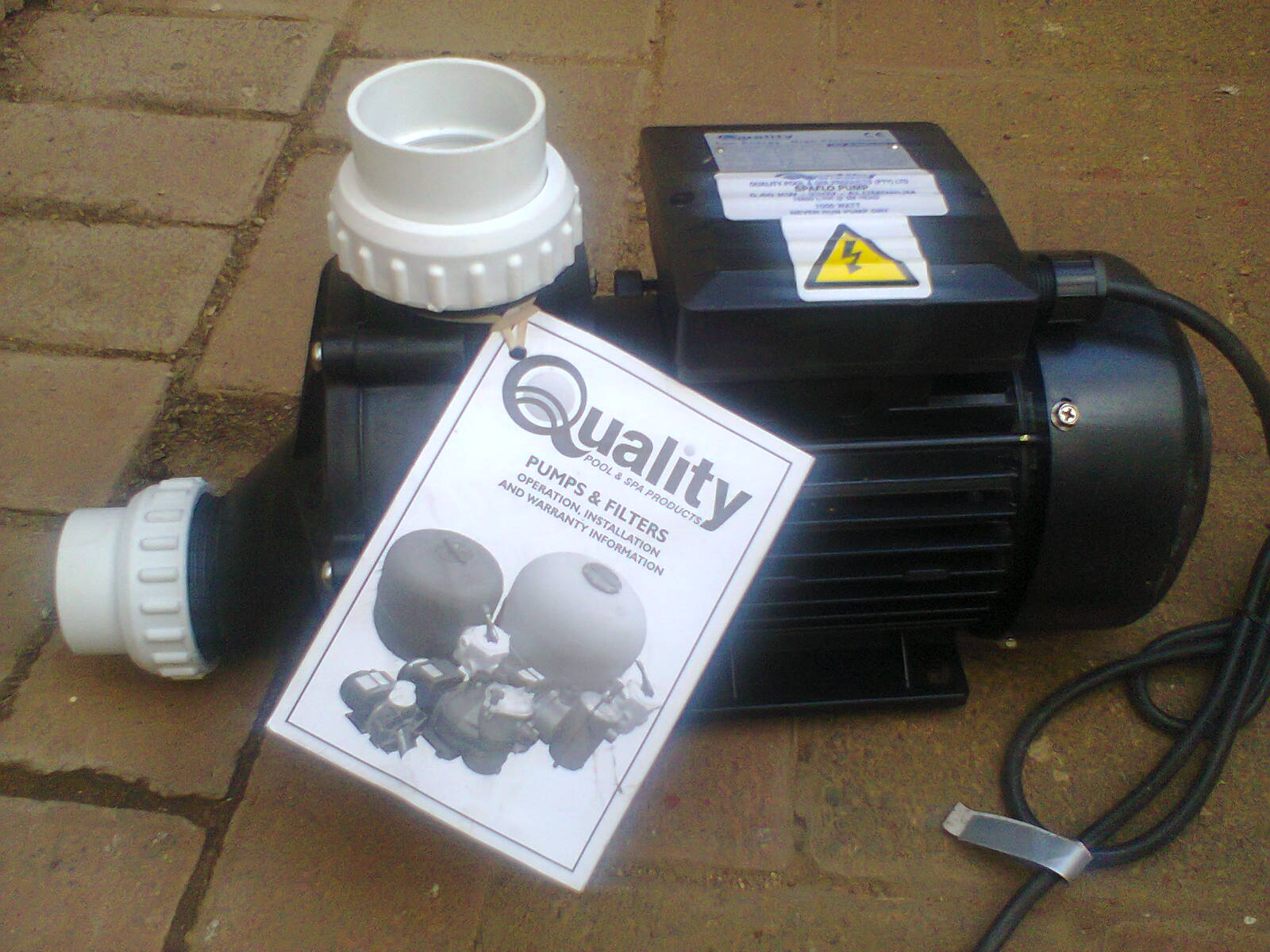 Jacuzzi 6Kw Circulation Pump